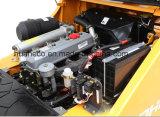 3.5TonユーロIIIの標準エンジン(HH35Z-N5-D)を搭載するディーゼルフォークリフト