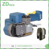 폴리에스테 결박 (Z323)를 위한 배터리 전원을 사용하는 견장을 다는 기계