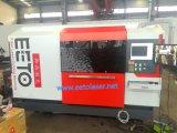 1500W Ipg Faser-Laser-Ausschnitt-Maschine mit doppeltem Tisch