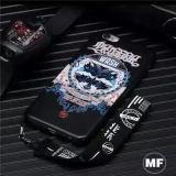 Telefoon Accessories Painted Design TPU Case voor iPhone6/6s/7/7s