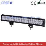 "12V / 24V IP68 144W 4X4 CREE LED barra ligera de la luz del LED barra ligera 23 """