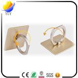 Neuer Entwurf hölzern mit Metallklebrigem Finger-Ring-beweglichem Standplatz-Handy-Standplatz