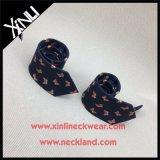Laço de borboleta de seda impresso do nó tela Handmade perfeita para homens