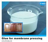 L'unità di elaborazione che si può spruzzare dell'acqua ha basato la colla per la pressatura della membrana di vuoto della scheda della cucina