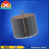 Radiateur en aluminium de lampes de DEL avec la bonne dispersion de la chaleur