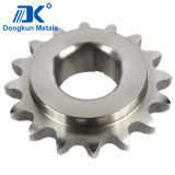 Подгоняйте части стальных и алюминия CNC подвергая механической обработке для машинного оборудования