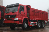 Sinotruk HOWO 6*4 덤프 트럭 266HP