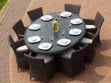 Het Dineren van de Tuin van de Rotan van Bahama Reeks