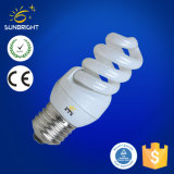 Lâmpada de lâmpada de poupança de energia espiral completa de 11-40W