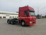 도매에 의하여 사용되는 Sinotruk HOWO 트레일러 트랙터 헤드 트럭 30-40 톤