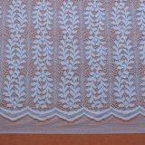 Ткань шнурка тканей поставщиков Китая для платья венчания