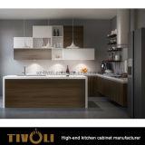 보통 백색 Solidwood 부엌 찬장 셰이커 부엌 찬장은 Tivo-0261h를 도매한다