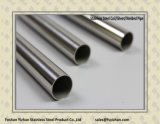 ASTM A554 vendent 304 en gros ont soudé la pipe ronde d'acier inoxydable