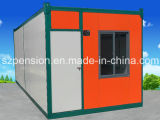 New Type Large Supply Construstion Living Room / Folding Mobile Prefabricated / Prefab House