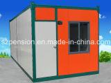 新型供給のConstrustionの大きい居間または折る移動式プレハブかプレハブの家