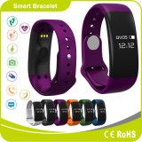 Supervisar podómetro dormir Monitor de IP-X5 pulsera de reloj impermeable del ritmo cardíaco