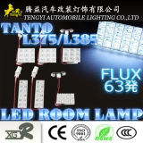 12V 차 Toyota 닛산 Honda를 위한 자동 실내 돔 천장 일 독서용 램프 고성능 LED