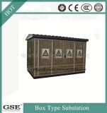 Ybの環境保護高圧ボックスタイプサブステーションか結合された電源変圧器のサブステーション