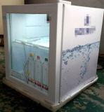 mini refrigerador de la mini del refrigerador 25L del refrigerador del hotel puerta de cristal del refrigerador