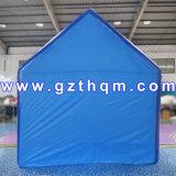 Tenda verde gonfiabile della cupola per la tenda di esposizione di compleanno