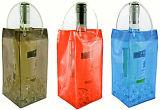 De hete Koelere Zak van de Wijn van pvc van de Schoonheid van de Manier van de Verkoop met het Embleem van de Douane