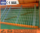Armazém Armazém Galvanizado Wire Mesh Deck para Pallet Racking