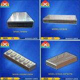 Kühlkörper der Aluminiumlegierung-6063 mit hoher Leistung