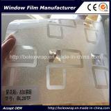 Pellicola autoadesiva della finestra della scintilla 3D, pellicola decorativa 1.22m*50m di vetro macchiato della finestra