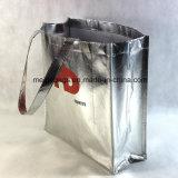 Хозяйственная сумка таможни Non сплетенная, с металлическим слоением