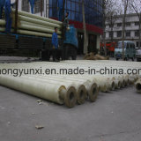ガラス繊維の熱い中型の運搬の管か管