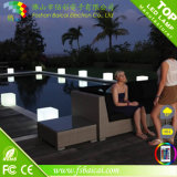 Occasion Commercial Bar Sale LED Cube Chair