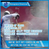 Материалы корозии Fluoropolymer анти- для корабля