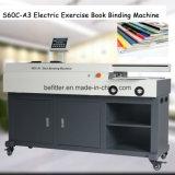 Máquina obrigatória elétrica de livro do exercício S60C-A3