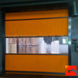 Remote Control Transparent Rapid Roller Shutter Door