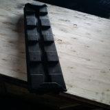 Пусковые площадки 800HD Puyi черные резиновый для землечерек