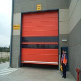 電気急速なファブリック倉庫のローラーのドア(HF-245)