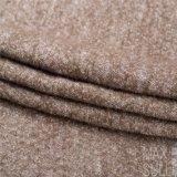 Wollen und Baumwollgewebe für Herbst oder Winter im Schwarzen