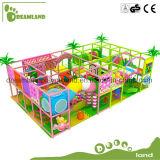 Хорошая спортивная площадка Designsafe крытая мягкая для малышей