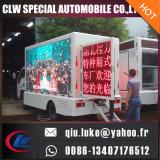 트럭에 의하여 발광 다이오드 표시 P10 트럭 이동할 수 있는 발광 다이오드 표시 디지털 거치되는 게시판