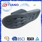 Deslizadores al por mayor de los hombres de la alta calidad con la tela metálica (TNK24930)