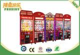 Distributore automatico a gettoni dell'interno della macchina del gioco della galleria per il parco di divertimenti