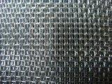 Treillis métallique carré galvanisé par électro