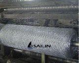 Sailinは金網に電流を通した