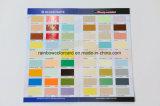 Tableau de couleur personnalisé à impression côté style pour la publicité