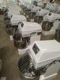 смеситель теста 100L 40kg спиральн с отметчиком времени защищает сетчатый Blender мотора двойника двойной скорости для магазина Facotry доставки с обслуживанием хлебопекарни оборудования кухни трактира