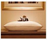 Роскошная белая утка гусыни вниз оперяется подушка для повелительницы