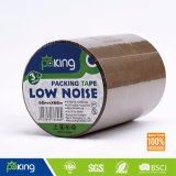 Venda quente Castanho Cor Low Noise Tape BOPP Packing