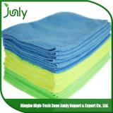 Моя ткань Microfiber для того чтобы очистить ткань чистки чуда стекел