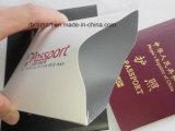 RFID que obstrui protetores da luva do cartão de crédito do suporte de cartão para o passaporte