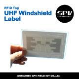 De UHF Passieve Markering van het Etiket van de Sticker van het Document RFID voor Windschermen